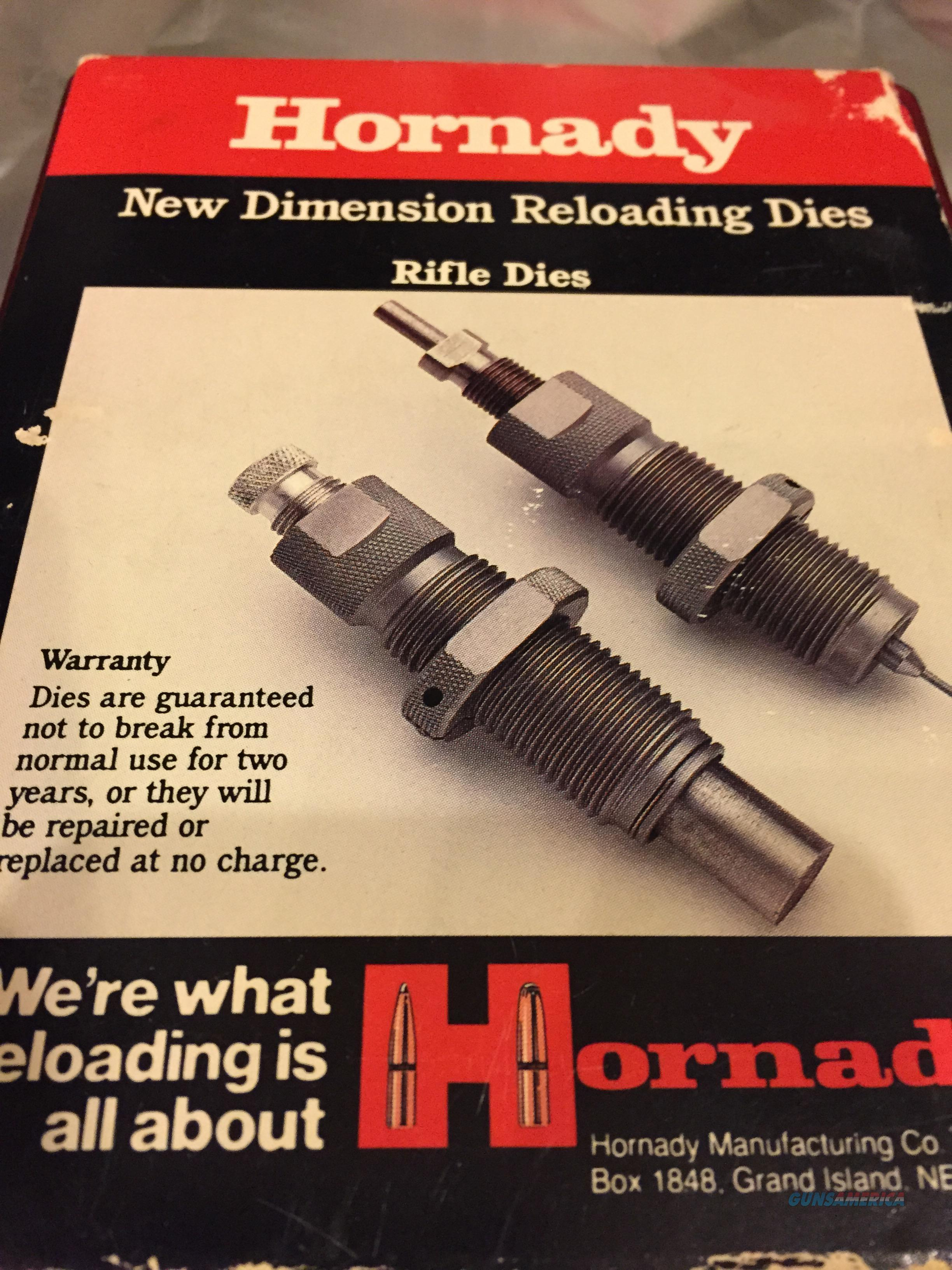 HORNADY RIFLE DIES 22-250   Non-Guns > Reloading > Components > Other