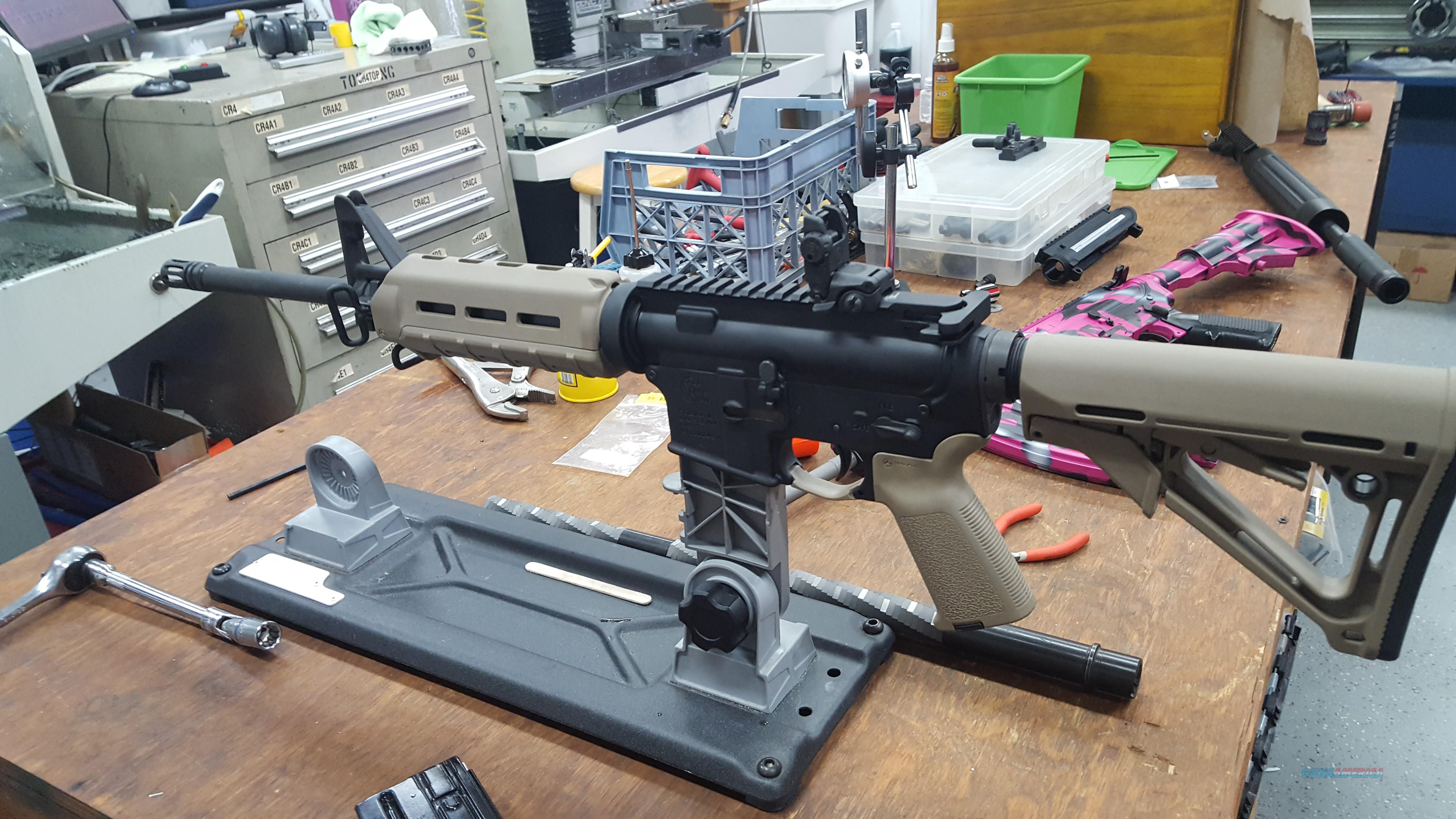 Rock River Arms LAR-15 Tactical Carbine A4  Guns > Rifles > Rock River Arms Rifles