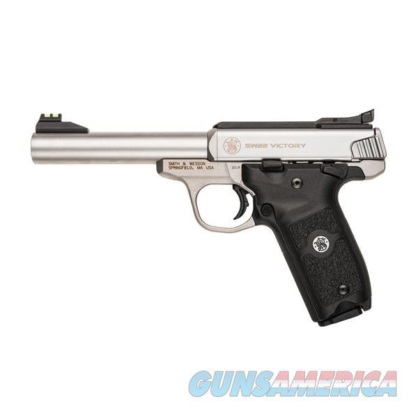 "Smith and Wesson SW22 Victory .22 LR 5.5"" Pistol 108490  Guns > Pistols > Smith & Wesson Pistols - Autos > .22 Autos"