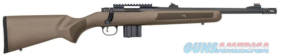"Mossberg MVP Patrol Bolt Action 5.56 NATO 16.25"" Barrel 10 Rounds Tan 27709  015813277099  Guns > Rifles > Mossberg Rifles > Other Bolt Action"