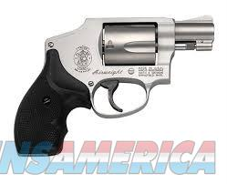 Smith & Wesson, S&W AirWeight 642 38SPL 163810 022188638103  Guns > Pistols > Smith & Wesson Revolvers > Small Frame ( J )