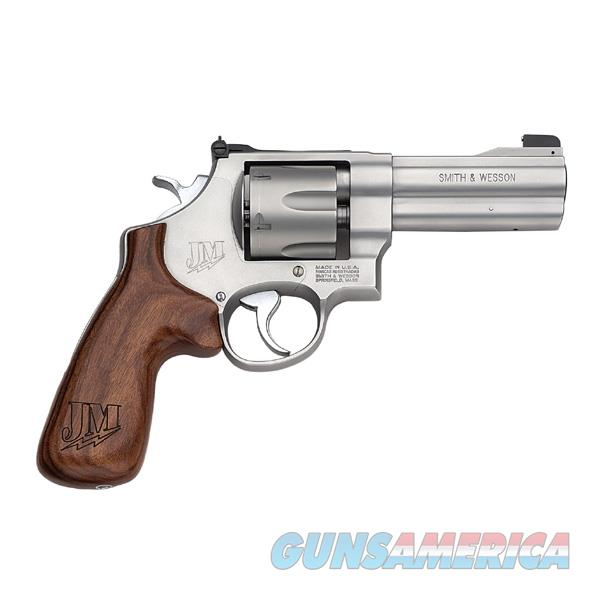 "Smith and Wesson Model 625 JM .45 ACP 4"" Revolver 160936 022188609363  Guns > Pistols > Smith & Wesson Revolvers > Med. Frame ( K/L )"