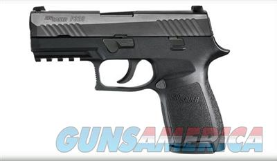 Sig Sauer P320 Compact 9mm With Rail Comes with 2 15rd Magazines and Contrast Sights 320C-9-B   798681505951  Guns > Pistols > Sig - Sauer/Sigarms Pistols > P320