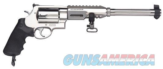 """Smith & Wesson 460 Performance Center XVR 460 Smith & Wesson 12"""" 5rd Syn Grip Stainless 170280  022188702804  Guns > Pistols > Smith & Wesson Revolvers > Performance Center"""