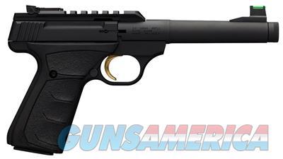 "Browning Buck Mark UFX Pistol 051534490, 22 Long Rifle, 6"", Ultragrip FX, Blued Finish, 10 Rds  Guns > Pistols > Browning Pistols > Buckmark"