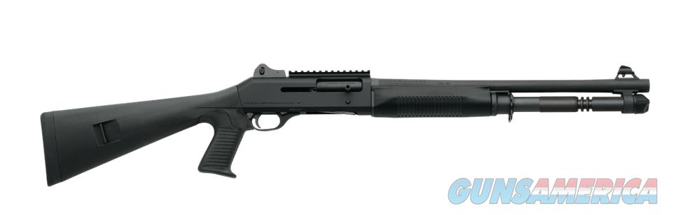 "Benelli M4 Tactical Semi-Auto 12 Gauge Shotgun 18.5"" Barrel 11707 650350117073  Guns > Shotguns > Benelli Shotguns > Tactical"