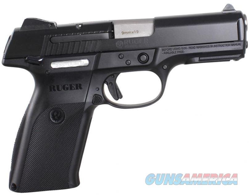 Ruger SR9 9mm Pistol 10+1  3312   736676033126  Guns > Pistols > Ruger Semi-Auto Pistols > SR Family > SR9