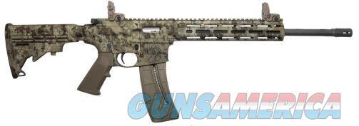"Smith & Wesson M&P15-22 Sport Semi-Automatic 22 Long Rifle 16.5"" 25+1 6-Position Kryptek Highlander Stock  10211  022188868395  Guns > Rifles > Smith & Wesson Rifles > M&P"