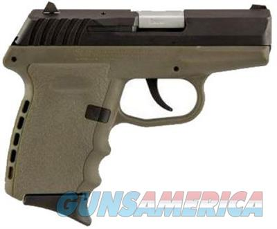 "SCCY Industries CPX-2 CBDE Dark Earth Frame 9mm 3.1"" Barrel CPX2CBDE 857679003142  Guns > Pistols > SCCY Pistols > CPX2"