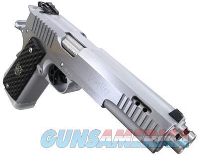 AF2011-DBDP.45.AS Arsenal Firearms AF2011 Double Barrel Pistol - Stainless | .45ACP | Dueller Prismatic 815903020150  Guns > Pistols > A Misc Pistols