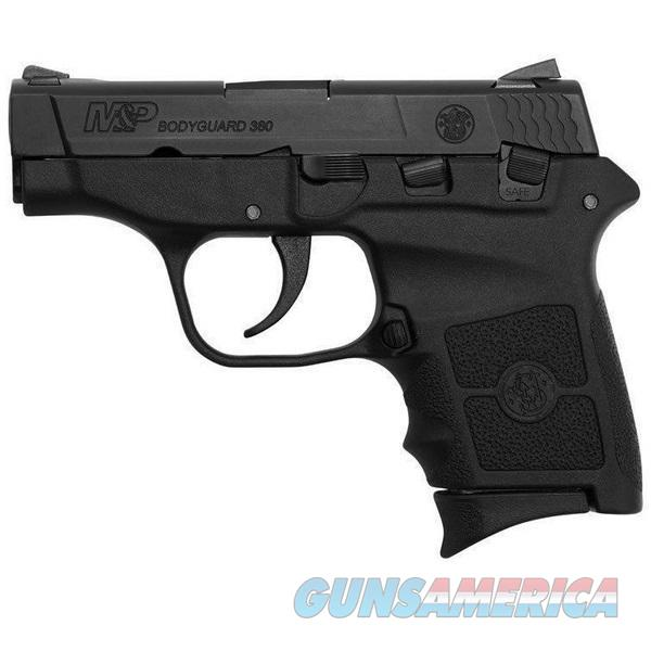 "Smith & Wesson M&P Bodyguard 380 .380 ACP 2.75"" Pistol 109381 022188093810  Guns > Pistols > Smith & Wesson Pistols - Autos > Polymer Frame"