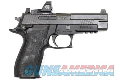 "Sig Sauer P226 Elite SAO 9mm 4.4"" 15+1 Pistol with Mounted ROMEO1 Reflex Sight E26R-9-BSE-SAO-RX 798681539444  Guns > Pistols > Sig - Sauer/Sigarms Pistols > P226"