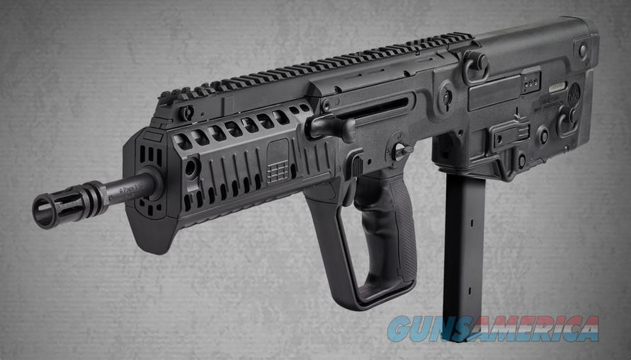 "IWI Tavor X95 XB17-9 9mm 17"" Semi-Auto Bullpup Rifle TSB17-9 856304004677  Guns > Rifles > IWI Rifles"