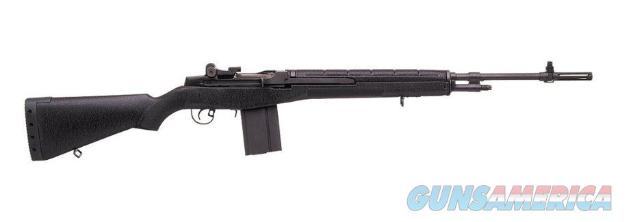 """Springfield Armory Standard M1A .308 Win (7.62x51mm NATO) 22"""" Semi-Auto Rifle Black Composite Stock  MA9106  706397011062  Guns > Rifles > Springfield Armory Rifles > M1A/M14"""