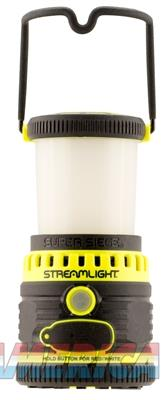 Streamlight Super Siege 1100 Lumens Lantern with USB Charger - Yellow 44945 080926449459  Non-Guns > Lights > Other