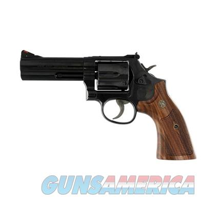 """Smith & Wesson 586 DISTINGUISHED COMBAT MAGNUM 357 MAGNUM 4"""" barrel 150909 022188147810  Guns > Pistols > Smith & Wesson Revolvers > Med. Frame ( K/L )"""