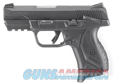 "Ruger American Compact 9mm 17+1 3.55"" Pistol 8639 736676086399  Guns > Pistols > Ruger Semi-Auto Pistols > American Pistol"