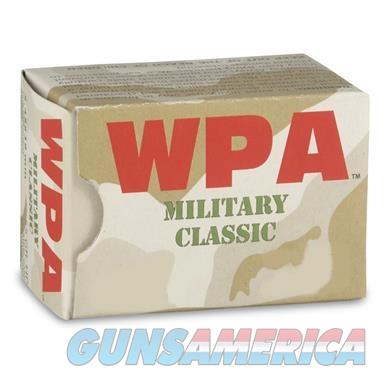 Wolf Performance Ammunition Military Classic .223 Rem 62 Grain Steel Case Non-Corrosive 1000 Round Case WOLF22362   Non-Guns > Ammunition