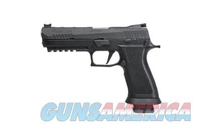 Sig Sauer P320 X-Five Full size 9mm With Rail 21+1 Capacity 320X5-9-BAS 798681566013  Guns > Pistols > Sig - Sauer/Sigarms Pistols > P320