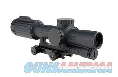 Trijicon  VC16-C-1600035: VCOG® 1-6x24 Riflescope Red Segmented Circle/Crosshair MOA Reticle w/ Thumb Screw Mount 1600035  719307320536  Non-Guns > Scopes/Mounts/Rings & Optics > Rifle Scopes > Variable Focal Length