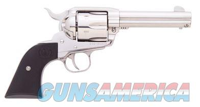 Ruger 05105 New Vaquero Revolver .45 LC 4.62in 6rd Stainless  Ruger 05105  736676051052  Guns > Pistols > Ruger Single Action Revolvers > Cowboy Action