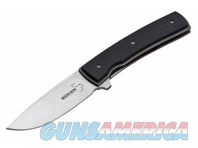 Böker Plus FR G-10 Folding Pocket Knife 01BO742 788857038215  Non-Guns > Knives/Swords > Knives > Folding Blade > Imported