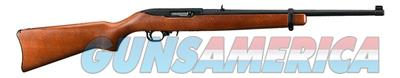 Ruger 10/22 22LR Wood Stock 01103 736676011032  Guns > Rifles > Ruger Rifles > 10-22