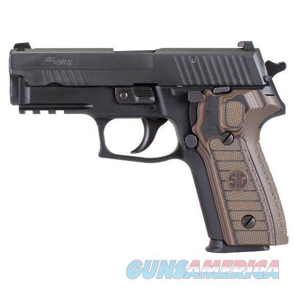 "Sig Sauer P-229 9mm 3.9"" Select Black DA/SA Siglite 15rd Mag - E29R-9-SEL  Guns > Pistols > Sig - Sauer/Sigarms Pistols > P229"