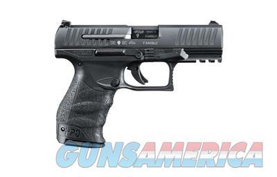 "Walther PPQ M2 9mm 15+1 4"" Pistol 2796066 723364200021  Guns > Pistols > Walther Pistols > Post WWII > P99/PPQ"