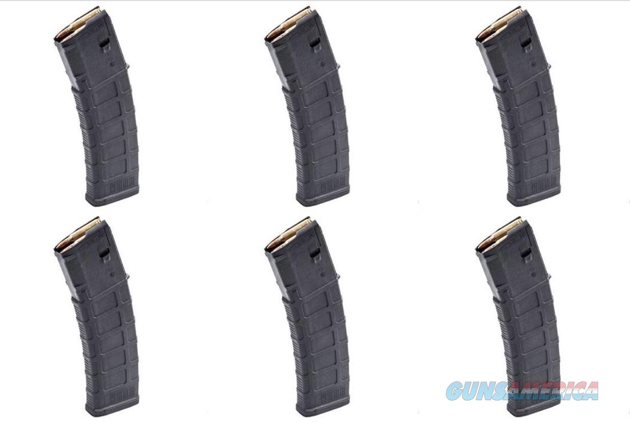 6 pack-MagPul PMAG 40RD GEN M3 MAG233-BLK 873750009698  Non-Guns > Magazines & Clips > Rifle Magazines > AR-15 Type