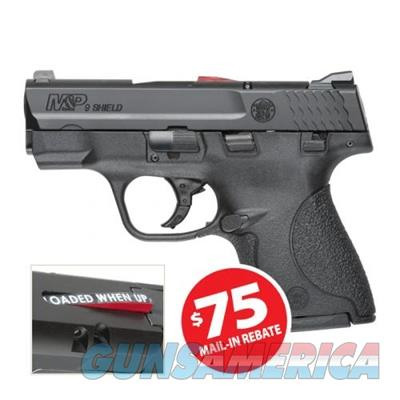 Smith and Wesson M&P9 Shield 9mm Pistol California Compliant CA OK 187021 022188147230  Guns > Pistols > Smith & Wesson Pistols - Autos > Polymer Frame