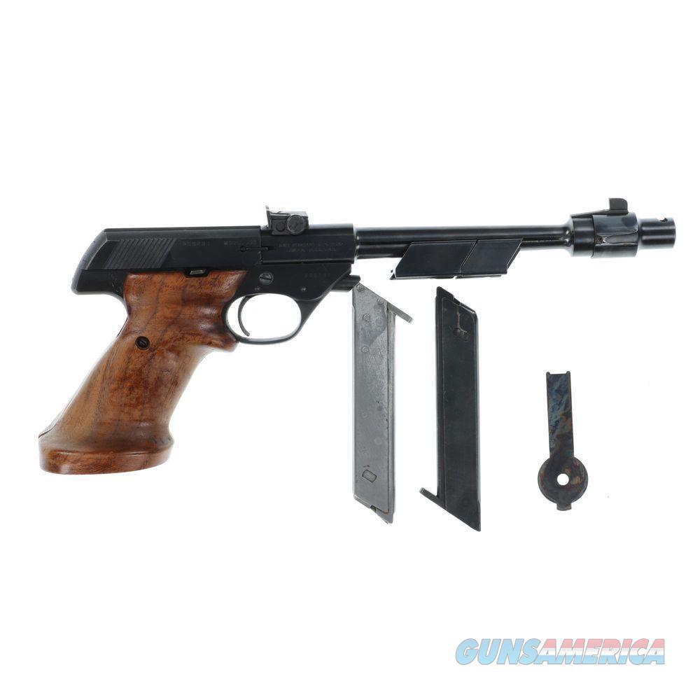 Pre-owned Hi-Standards Model 102 Supermatic Citation .22lr Pistol 1958-65 - cons900291  Guns > Pistols > High Standard Pistols