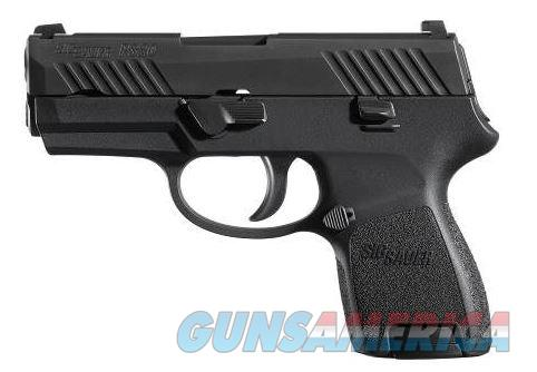 Sig Sauer P320 Sub Compact 9mm Comes with 2 12rd Magazines SIGLITE Night Sights and Holster 320SC-9-BSS  798681513529  Guns > Pistols > Sig - Sauer/Sigarms Pistols > P320