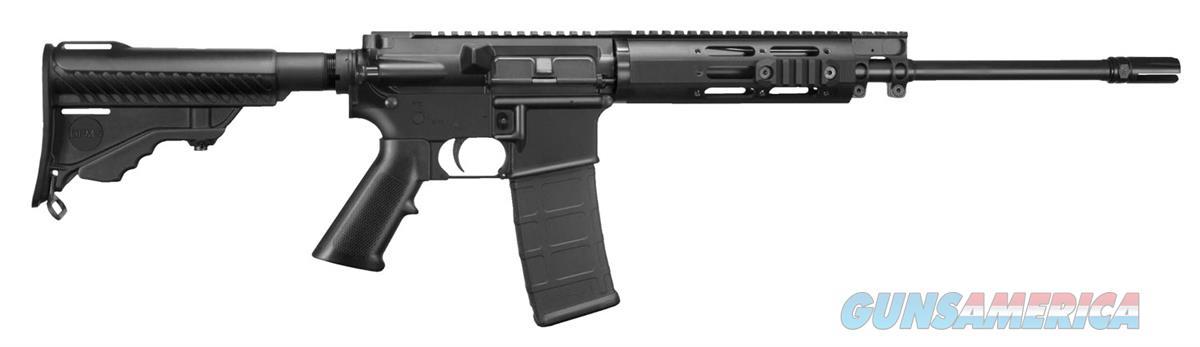 """DPMS Lite 16 A3 Semi-Automatic 223 Remington/5.56 NATO 16"""" 30+1 Pardus 4-Position Black Stk Black 60218 884451010753   Guns > Rifles > DPMS - Panther Arms > Complete Rifle"""