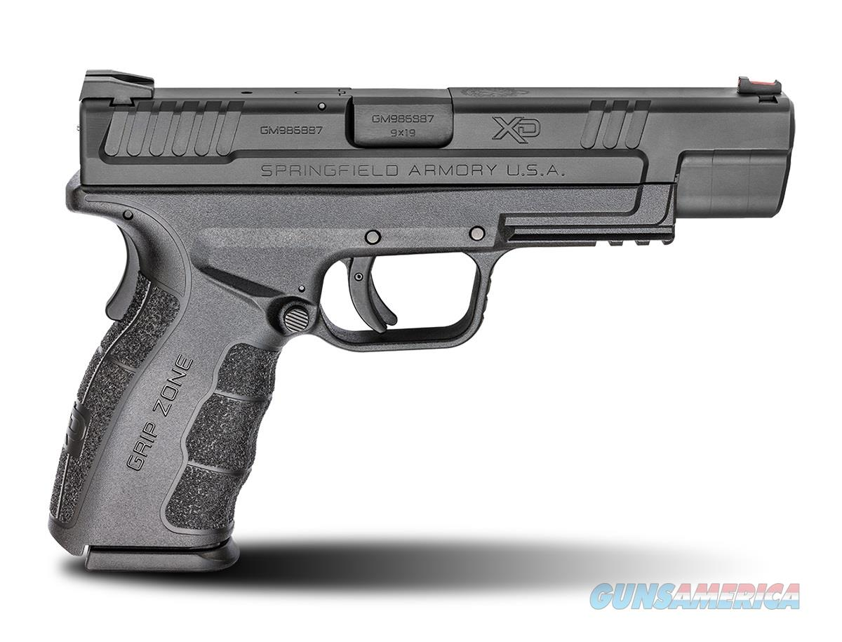"Springfield Armory XD9 Mod.2 5"" Tactical Model 9mm 16+1 Pistol - XDG9401BHC   Guns > Pistols > Springfield Armory Pistols > XD (eXtreme Duty)"
