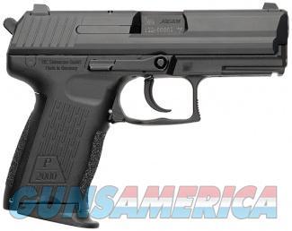 HK P2000 .40 S&W V3 DA/SA Pistol with 2-12 Round Magazines M704203-A5  Guns > Pistols > Heckler & Koch Pistols > Polymer Frame