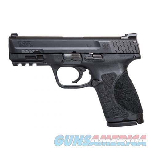 """11684 Smith & Wesson M&P 2.0, Striker Fired, Compact Frame, 40 S&W, 4"""" Barrel, Polymer Frame, Black Finish, 13Rd, Fixed Sights  Guns > Pistols > Smith & Wesson Pistols - Autos > Polymer Frame"""