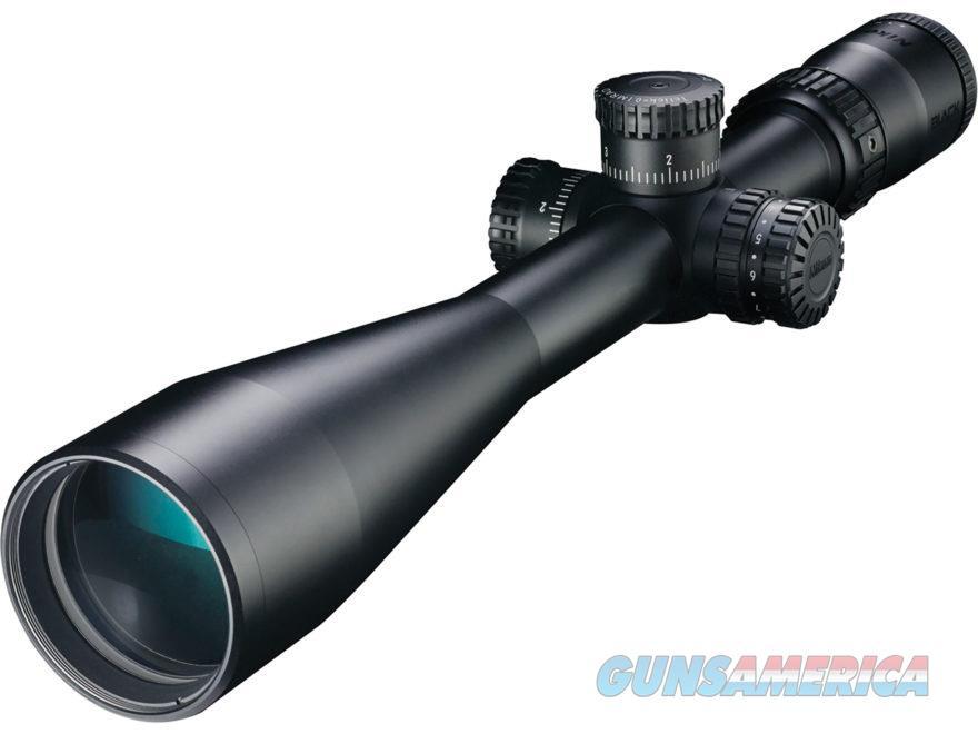 Nikon Black X1000 6-24x50SF Matte Illuminated X-MRAD Reticle  Non-Guns > Scopes/Mounts/Rings & Optics > Rifle Scopes > Variable Focal Length