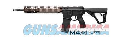 "Daniel Defense M4A1 Semi Auto Carbine 5.56 NATO 14.5"" Barrel 30 Rounds RIS II Overmolded Stock and Grip 02-088-06027-011  815604015547  Guns > Rifles > Daniel Defense > Complete Rifles"