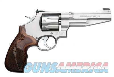 SMITH AND WESSON 627 PERFORMANCE CENTER 357 MAGNUM  Guns > Pistols > Smith & Wesson Revolvers > Med. Frame ( K/L )