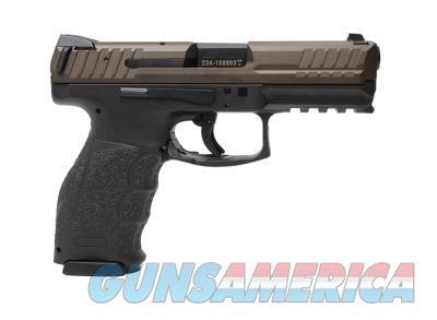 """HK FIREARMS VP9 9mm 4.09"""" Midnight Bronze 15rd  81000137  642230256873  Guns > Pistols > Heckler & Koch Pistols > Polymer Frame"""