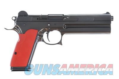 """Fk Brno Combat Field Pistol 7.5mm FK 6"""" Barrel 16+1 FKBRNO4077141057  Guns > Pistols > F Misc Pistols"""