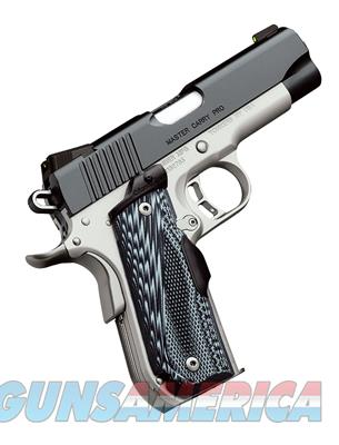 Kimber America 3000242 Master Carry Pro 9MM 1911 Handgun with Night Sights  3000242 669278302423  Guns > Pistols > Kimber of America Pistols > 1911