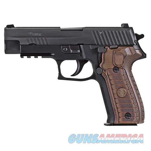 "Sig Sauer P226 9mm 4.4"" DA/SA Black (2) 15rd Mag Select E26R-9-SEL 798681586738  Guns > Pistols > Sig - Sauer/Sigarms Pistols > P226"