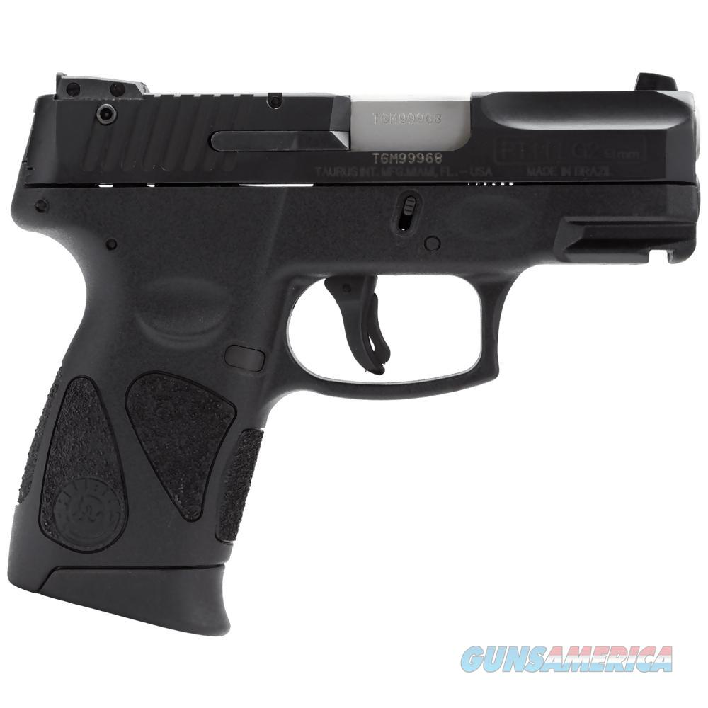 Taurus Pt111 Gen 2 9mm Pistol Millennium G2 12 For Sale