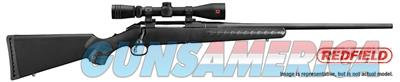 "Ruger American Bolt Action Rifle 7mm-08 Remington 22"" Barrel with Redfield Scope 6956 736676069569  Guns > Rifles > Ruger Rifles > American Rifle"