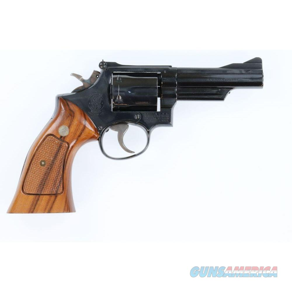 Pre-owned SMITH&Wesson 19-3 .357mag WITH BOX AND MANUAL usedk945368  Guns > Pistols > Smith & Wesson Revolvers > Med. Frame ( K/L )