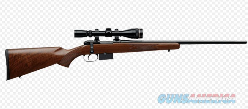 CZ 527 American Rifle .223 Remington, 5rd Detachable Mag - 03019  806703030197  Guns > Rifles > CZ Rifles
