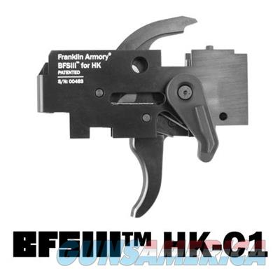 Franklin Armory 5603A For HK 91/93 and MP5 Trigger BFSIII-HK-C1 818725011436  Non-Guns > Gun Parts > Rifle/Accuracy/Sniper