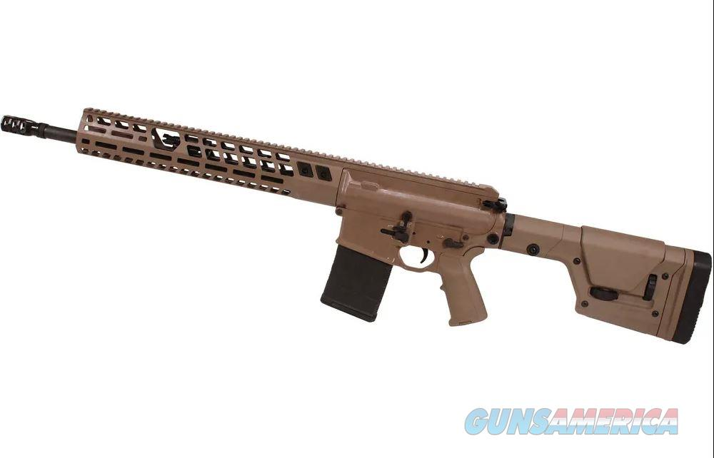 Sig Sauer R716G2-H18B-65-DMR-FDE SIG 716 G2 DMR Rifle 6.5 Creedmoor 16in 20rd Flat Dark Earth  Guns > Rifles > Sig - Sauer/Sigarms Rifles